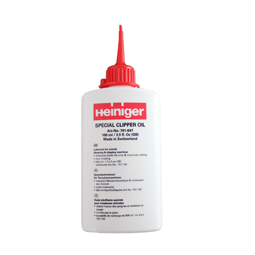 Heiniger Clipper Oil 100ml