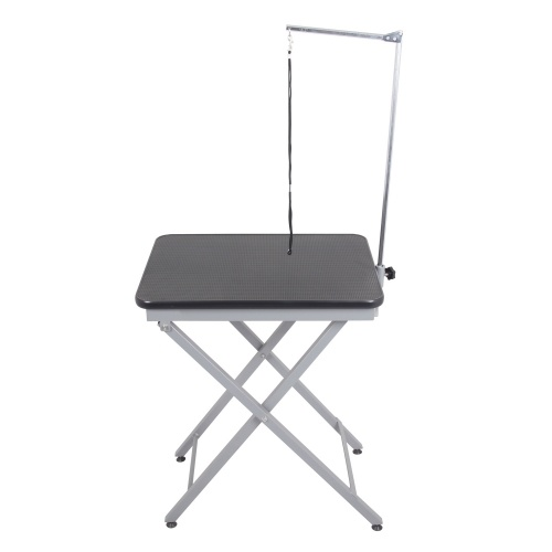 Shernbao Portable X-Shape Competition Table (Black)
